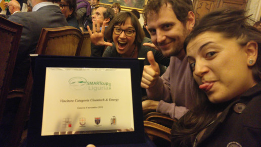 Boschi Vivi vince a Smart Cup Liguria 2016